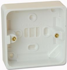 CRABTREE 9047  1G 29Mm Moulded Box